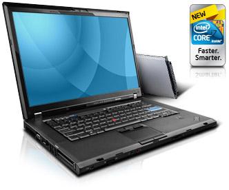 Refurbished Lenovo W510 on Sale | LaptopCloseout com
