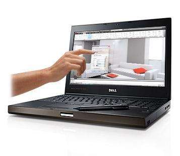 Precision M4600 Laptops - Productive mobility
